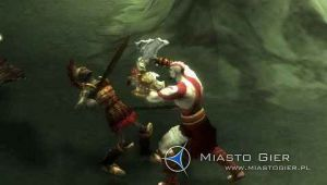 Zapowied� God of War: Chains of Olympus