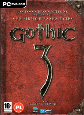 Gothic 3 (PC) - okladka