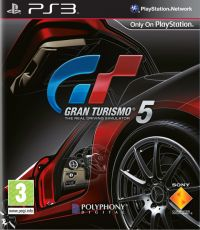 Gran Turismo 5 (PS3) - okladka