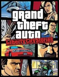 Grand Theft Auto: Liberty City Stories (PS3) - okladka