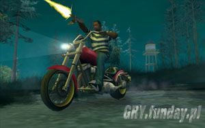 Zapowied� Grand Theft Auto: San Andreas