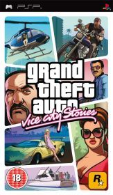 Grand Theft Auto: Vice City Stories (PSP) - okladka