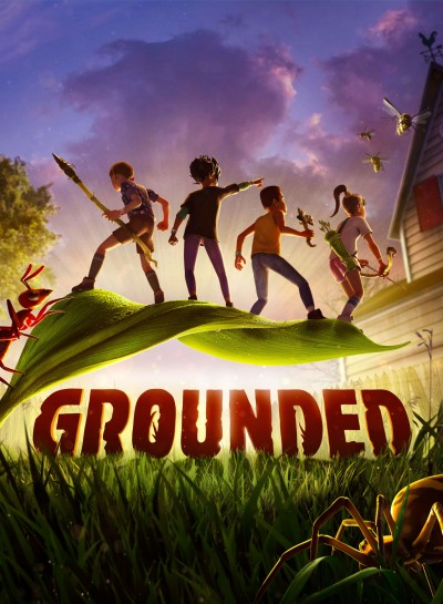Grounded (PC) - okladka
