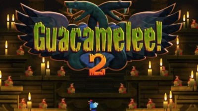 Guacamelee! 2 (PC) - okladka