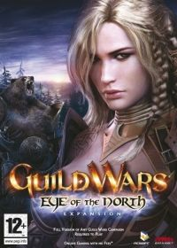 Guild Wars: Eye of the North (PC) - okladka