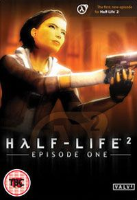 Half-Life 2: Episode One (PC) - okladka
