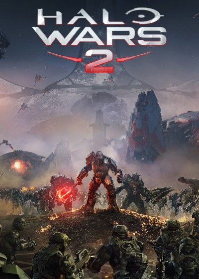 Halo Wars 2 (PC) - okladka
