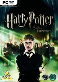 Harry Potter and the Order of the Phoenix (PC) - okladka