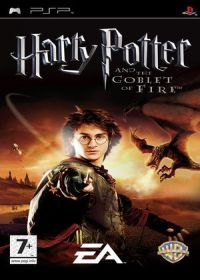 Harry Potter i Czara Ognia (PSP) - okladka