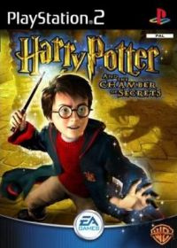 Harry Potter i Komnata Tajemnic (PS2) - okladka