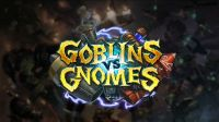 Hearthstone: Heroes of Warcraft - Gobliny vs Gnomy (MOB) - okladka