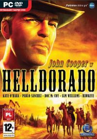 Helldorado (PC) - okladka