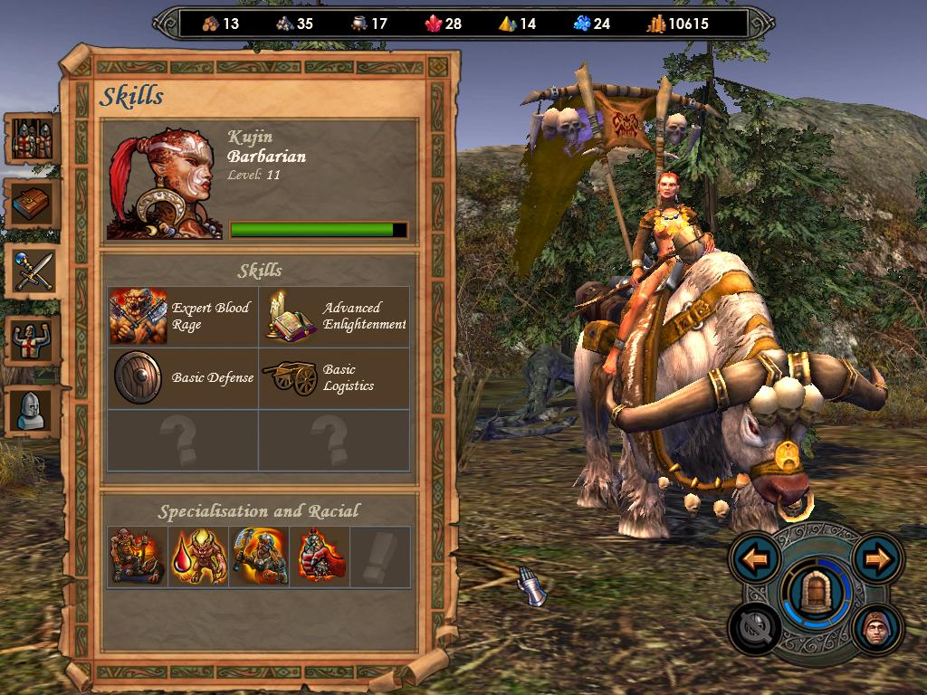 Might and Magic Heroes VI - Patch FR