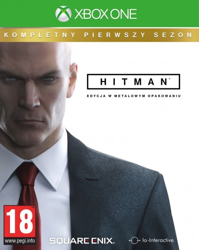 Hitman (XBOXONE) - okladka
