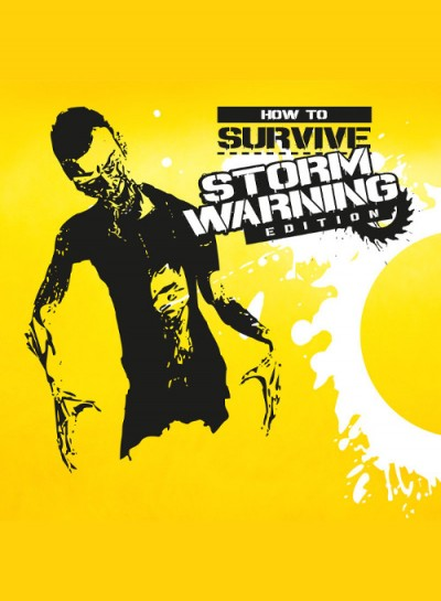 How to Survive: Storm Warning Edition (PS4) - okladka