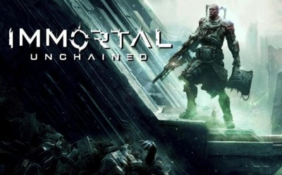 Immortal: Unchained (PC) - okladka