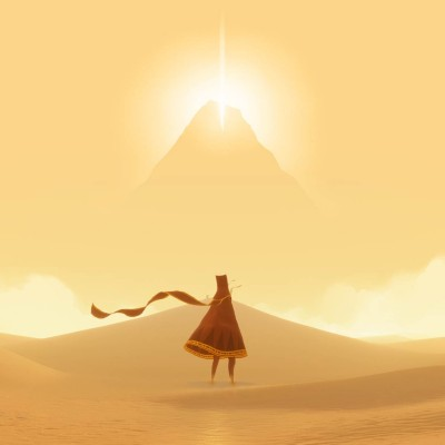 Journey (PC) - okladka