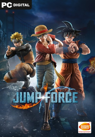 Jump Force (PC) - okladka