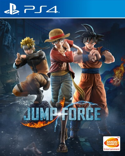 Jump Force (PS4) - okladka
