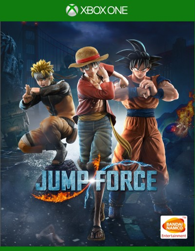 Jump Force (Xbox One) - okladka
