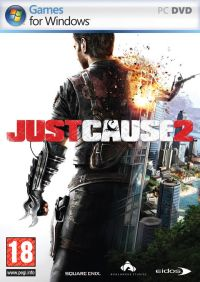 Ok�adka Just Cause 2