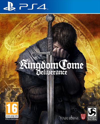 Kingdom Come: Deliverance (PS4) - okladka