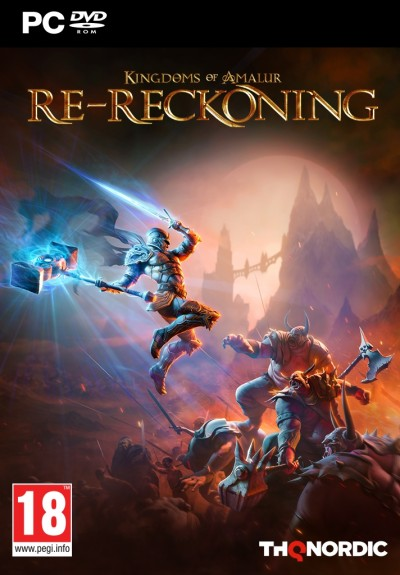 Kingdoms of Amalur: Re-Reckoning (PC) - okladka