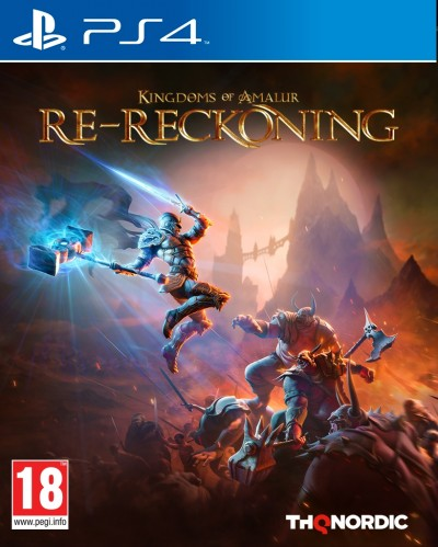 Kingdoms of Amalur: Re-Reckoning (PS4) - okladka