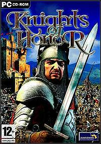 Knights Of Honor (PC) - okladka