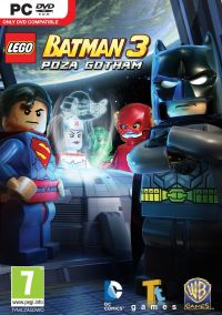 LEGO Batman 3: Poza Gotham (PC) - okladka