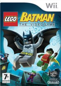 LEGO Batman: The Videogame (WII) - okladka