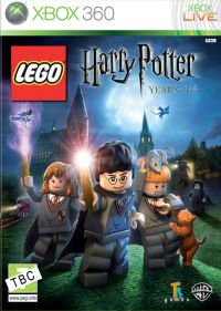LEGO Harry Potter: Years 1-4 (Xbox 360) - okladka