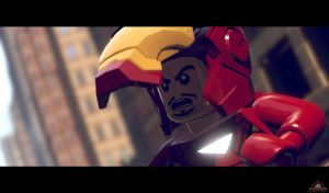 Zapowied� LEGO Marvel Super Heroes