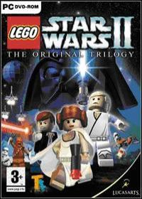 LEGO Star Wars II: The Original Trilogy (PC) - okladka