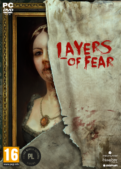 Layers of Fear (PC) - okladka
