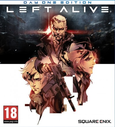 Left Alive (PC) - okladka