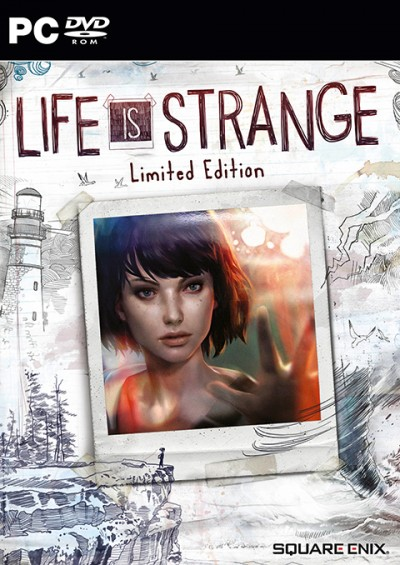 Life is Strange (PC) - okladka
