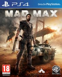 Mad Max (PS4) - okladka