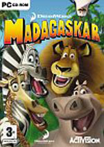 Madagaskar (PC) - okladka