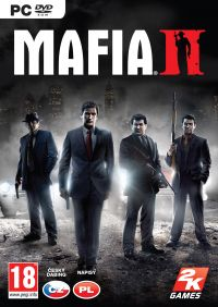 Mafia II (PC) - okladka