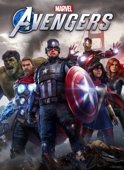 Marvel's Avengers (PC) - okladka