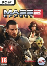 Mass Effect 2 (PC) - okladka