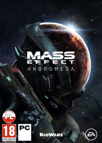 Mass Effect: Andromeda (PC) - okladka