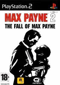 Max Payne 2 : The Fall of Max Payne (PS2) - okladka