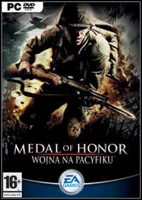 Medal of Honor: Wojna na Pacyfiku (PC) - okladka