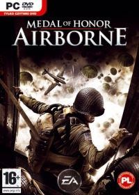 Medal of Honor: Airborne (PC) - okladka