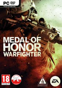 Medal of Honor: Warfighter (PC) - okladka