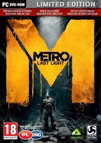 Ok�adka Metro: Last Light