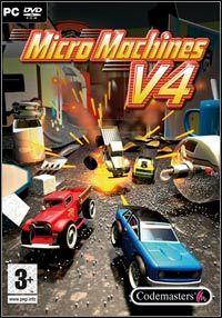 Micro Machines V4 to najnowsza ods?ona wy?cigów miniaturowych autek