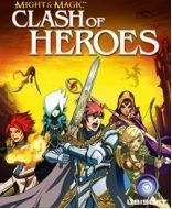 Might & Magic: Clash of Heroes  (PS3) - okladka